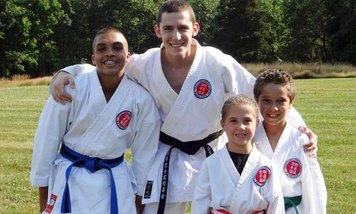Karate Classes or Sports Karate Program at Traditional Karate Center (TKC Dojo) (Up to 84% Off). 5 Options Available.