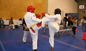 USSD Martial Arts: 5 or 10 Classes with Uniform and Private Introductory Lesson at USSD Martial Arts (Up to 81% Off)