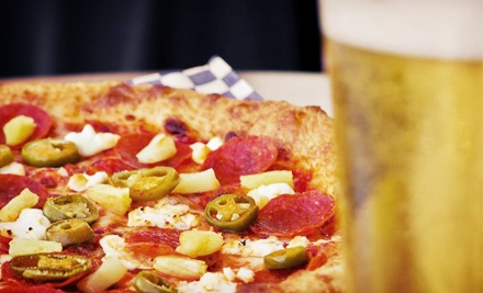 Pizza and Sandwiches for Two or Four at Tonic Tavern & Kitchen (Half Off)