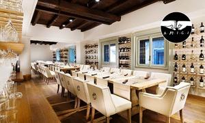Enoteca Duomo 21: TownHouse Enoteca Duomo 21 - Menu degustazione con salumi, formaggi e calice di vino (sconto fino a 69%)
