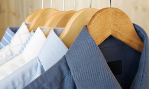 Michelle Cleaners: $15 for $30 Worth of Dry Cleaning at Michelle Cleaners
