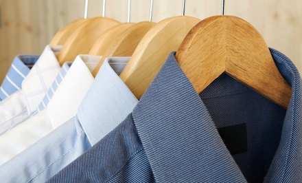 $15 for $30 Worth of Dry Cleaning at Michelle Cleaners