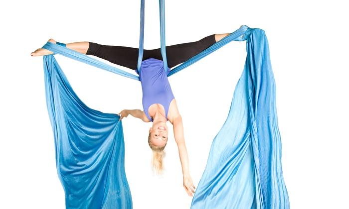 Sky Gym - Sandy Springs: $52 for Four Sky Yoga or Sky Fit Classes at Sky Gym ($100 Value)