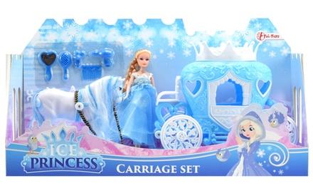 Ice Princess koets van Toi Toys