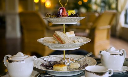 image for Afternoon Tea with an Optional Glass of Prosecco for Two or Four at The Willow Branch Whitby