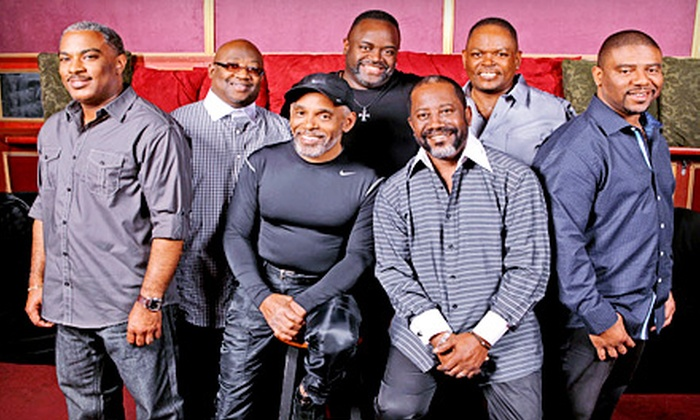 Maze featuring Frankie Beverly, Isley Brothers, and Kem - DTE Energy Music Theatre: The Bounce TV Summer Music Festival with Maze Featuring Frankie Beverly on Friday, July 26, at DTE Energy Music Theatre