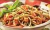 Half Off Italian Lunch Fare at Biba Restaurant