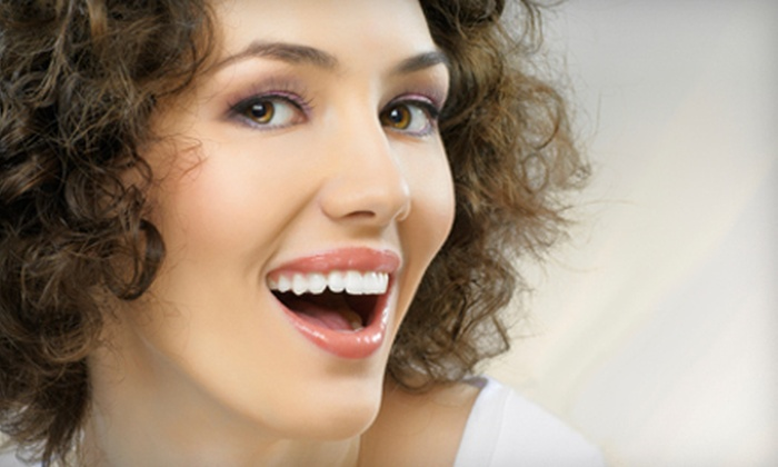 Dental Designers - Braeswood Place: $129 for a Zoom! or Venus Teeth-Whitening Treatment with Consultation and X-rays at Dental Designers (Up to $594 Value)