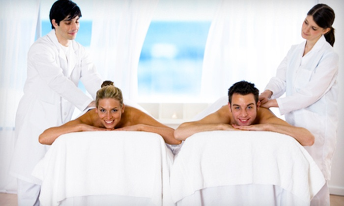 LifeTab Health - Park West: $69 for One-Hour Couples Swedish Massage at LifeTab Health ($150 Value)
