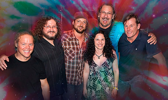 """""""Grateful Overkill"""" A Tribute to the 50th Anniversary of The Grateful Dead - The Paramount Theatre - Huntington: Grateful Overkill: A Tribute to the 50th Anniversary of the Grateful Dead on Friday, February 26, at 8 p.m."""