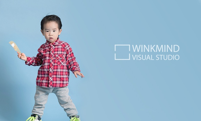 Winkmind Visual Studio - Hamptons: C$49 for C$148 Worth of Child or Family Photo Shoot at Winkmind Visual Studio