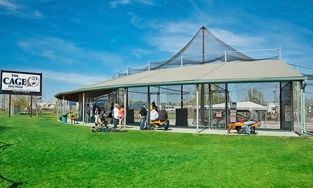 $8 for $15 Toward Batting-Cage Tokens, or Party for Up to 10 (Up to 50% Off)