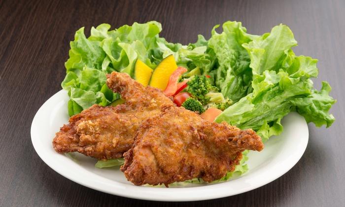 Dallas Chicken & Texas Pizzeria - East Park Village: $13 for $20 Worth of Fried Chicken — Dallas Chicken & Texas Pizzeria