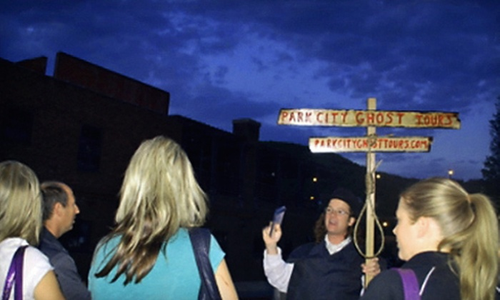 Park City Ghost Tours - Bear Hollow Village: Walking Ghost Tour for Two, Four, or Six from Park City Ghost Tours (Up to 54% Off)