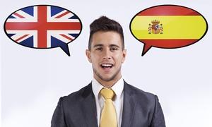The English Language: 4 mesi di corso illimitato di inglese o spagnolo con docenti madrelingua