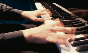 Shake, Rattle & Roll Pianos: Shake, Rattle & Roll Dueling Pianos on Saturdays at 10 p.m. Through December 26