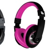 Urban Beatz Rubberized Tempo Stereo Headphones