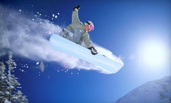 New England Ski & Scuba - Rockville: Ski or Snowboard Tune-Up at New England Ski & Scuba (Up to 53% Off)