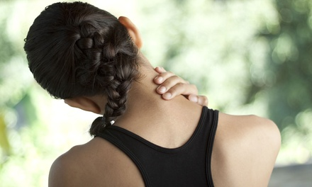 Pain Management Packages at Advantage Walk in Chiropractic (Up to 85% Off). Three Options Available.