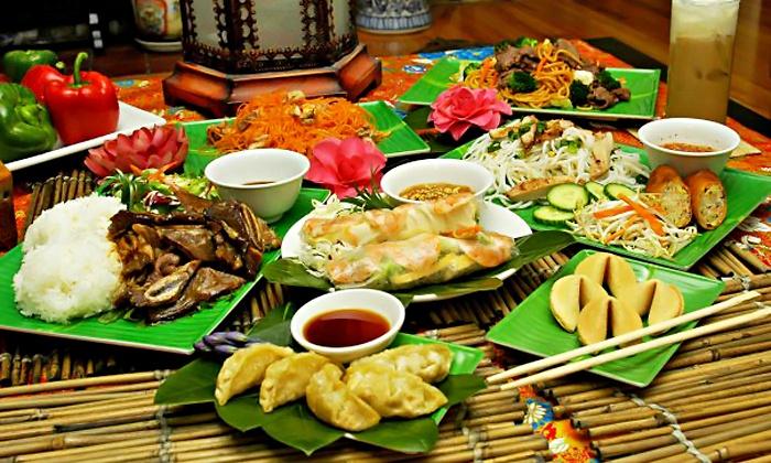 Tsunami Teriyaki - Bel Aire: $11 for Two Groupons, Each Good for $10 Worth of Pan-Asian Food at Tsunami Teriyaki ($20 Total Value)
