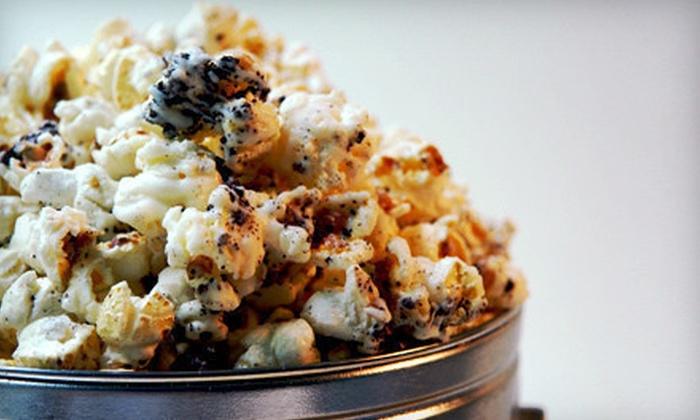 The Popcorn Station - The Popcorn Station: $6 for $12 Worth of Gourmet Popcorn at The Popcorn Station
