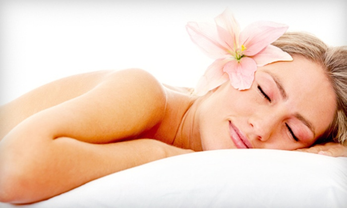 Salon O Day Spa - West University: $99 for a Swedish Massage, Facial, Pomegranate Mask, and Hot-Towel Treatment at Salon O Day Spa (Up to $224 Value)