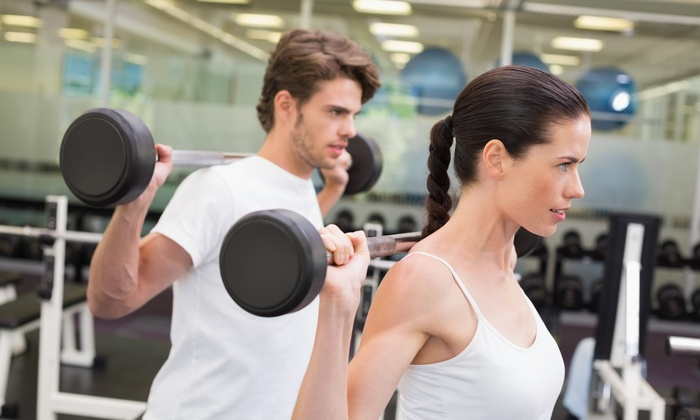 Dubail Fitness Institute - Coral Way: Two Personal Training Sessions at Dubail Fitness Institute (65% Off)
