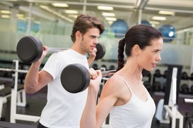 Dubail Fitness Institute: Two Personal Training Sessions at Dubail Fitness Institute (65% Off)