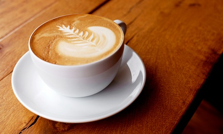 Up to 52% Off Coffee and Food