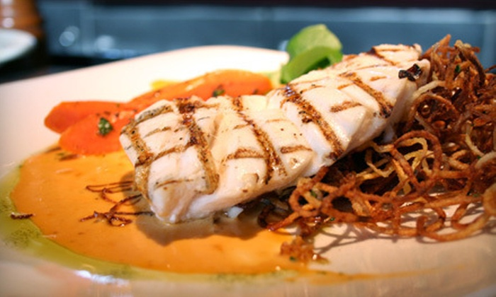 Ponti Seafood Grill - Waterfront: $30 for $60 Worth of Seafood and International Fusion Fare at Ponti Seafood Grill