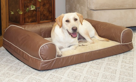 K&H Thermo Cozy Sofa for Pets from $39.99 to $59.99