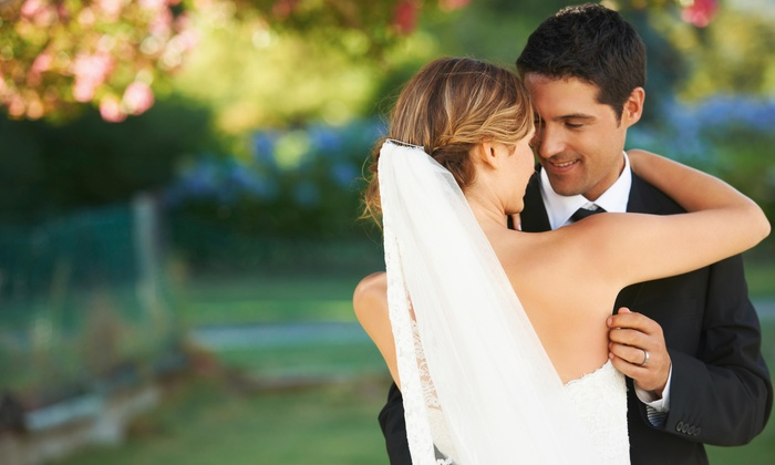 WMN-ENT - North Jersey: 180-Minute Wedding Photography Package with Retouched Digital Images from WMN-ENT (45% Off)