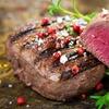 3-Gänge-Steak-Menü für Zwei
