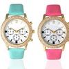 Jordan Women's Crystal Watch