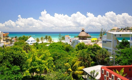 Groupon Deal: Three-Night Stay at Acanto Boutique Hotel in Playa del Carmen, Mexico