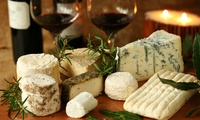 Cheeseboard with Tea or Coffee for Two or Four at Mitchell Arts Centre
