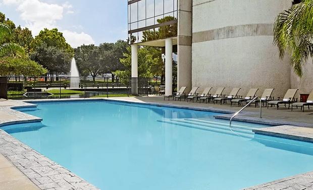 Omni Houston Hotel at Westside - Houston, TX: Stay at Omni Houston Hotel at Westside, with Dates into October