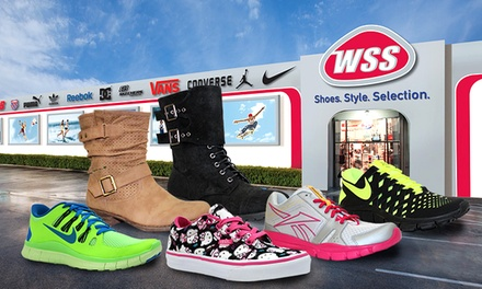Shoes and Accessories at ShopWSS.com (Up to 50% Off)
