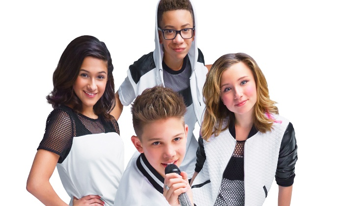 Kidz Bop - Crest Theatre: Kidz Bop Kids at Crest Theatre on Sunday, April 26, at 7:30 p.m. (Up to 56% Off)