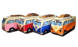 VW Camper Van Lunch Bag: VW Camper Van Lunch Bag