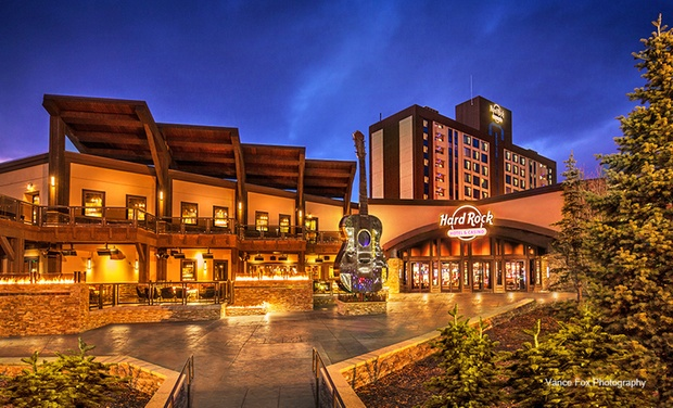 Hard Rock Hotel & Casino Lake Tahoe - Stateline, NV: Stay at Hard Rock Hotel & Casino Lake Tahoe; Dates into March 2016