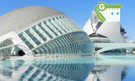 Valencia: Estancia en habitación doble, triple o cuádruple con desayuno buffet en Hotel Benetússer