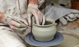 Miracle Pottery: Up to 58% Off Pottery Class at Miracle Pottery