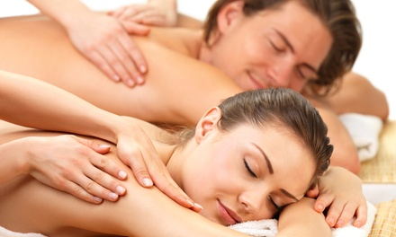 One 60-Minute Swedish Massage for Individual or Couple at Savon Spa (Up to 53% Off)