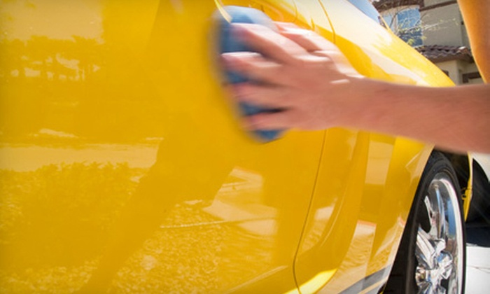 Color Solutions - East Louisville: Auto and Motorcycle Detailing and Reconditioning at Color Solutions (Up to 52% Off). Two Options Available.