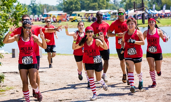 Mud Challenger - Conroe: $49 for Mud Challenger Run Entry on Saturday, March 29 (Up to $100 Value)