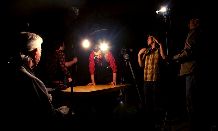 San Francisco School of Digital Filmmaking - San Francisco School of Digital Filmmaking: $79 for a One-Day Intro to Filmmaking Class at San Francisco School of Digital Filmmaking ($199 Value)