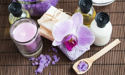 A 60-Minute Full-Body Massage at A Touch of Serenity (50% Off)