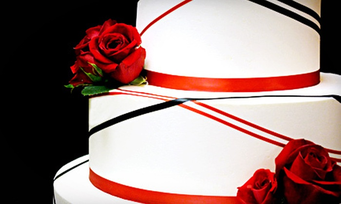 SugarBakers Cakes - SugarBakers Cakes: $20 for $40 Worth of Specialty Cakes and Baked Goods at SugarBakers Cakes
