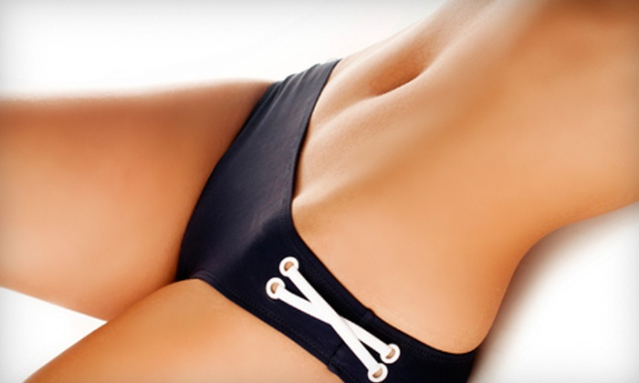 Golden Vanity - Lincoln Village: One or Three Brazilian Waxes at Golden Vanity (Up to 56% Off)